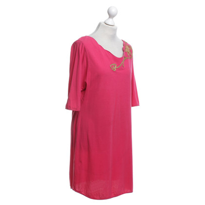 La Perla Dress in fuchsia
