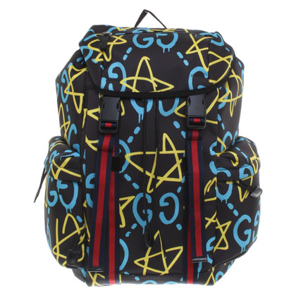 """Gucci """"Ghost Backpack"""""""