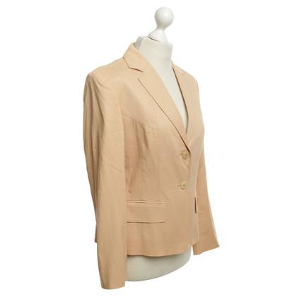 Marc Cain -Abrikoos gekleurde blazer