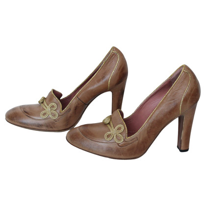 La Perla pumps in Brown