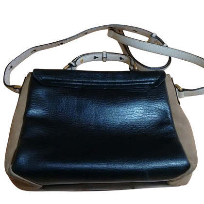 Marc by Marc Jacobs Borsa a tracolla in pelle tricolore