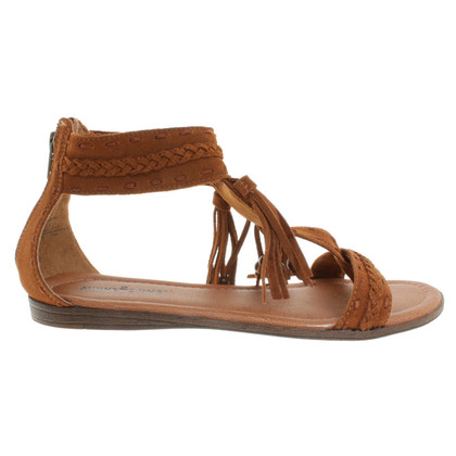 Minnetonka Suede sandals