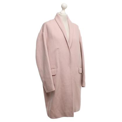 Isabel Marant Pink Coat