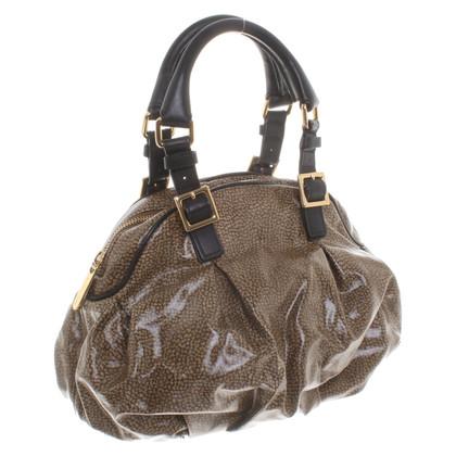 Borbonese Handbag with pattern