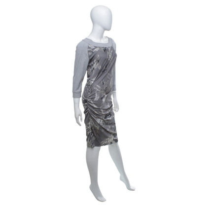 Marc Cain Dress in patchwork look