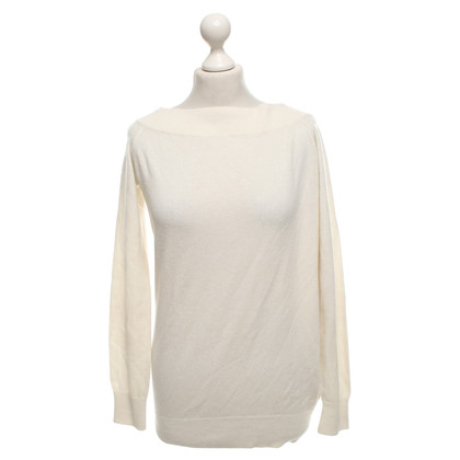 The Mercer N.Y. Pullover in Creme