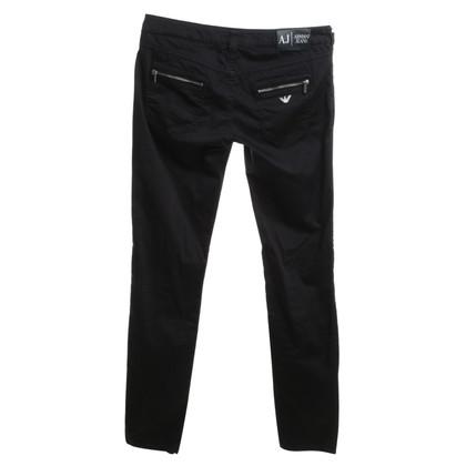 Armani Jeans Jeans in zwart