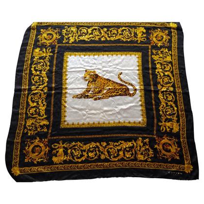 Carven Zijden sjaal