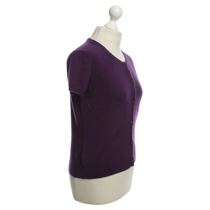 Marni Cashmere sweater in purple
