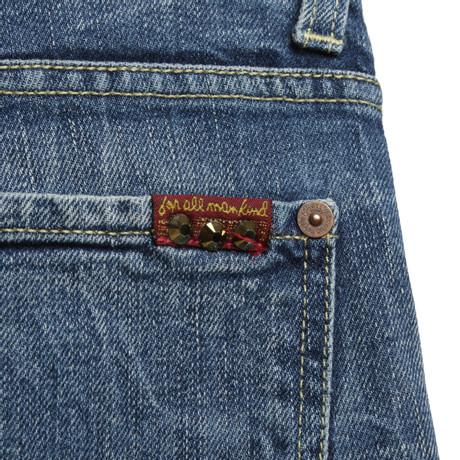 Jeans 7 All 7 Blau Mankind in For Blau For qxxXwr4PZ