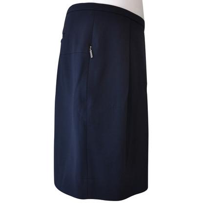Strenesse skirt in dark blue