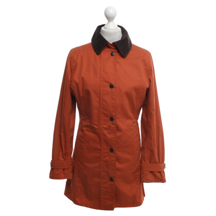 Barbour Veste à Orange