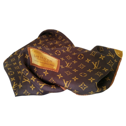 Louis Vuitton Neck scarf in silk