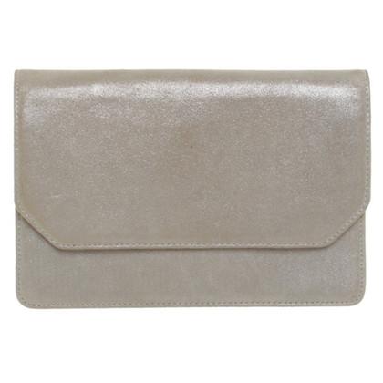 Hobbs Zilveren clutch