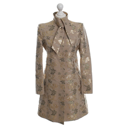 Red Valentino Brocade jacket with pattern