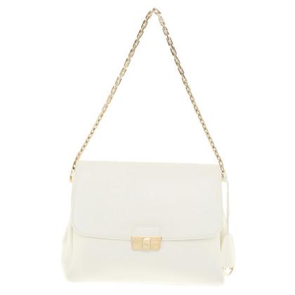 Christian Dior Handbag in white