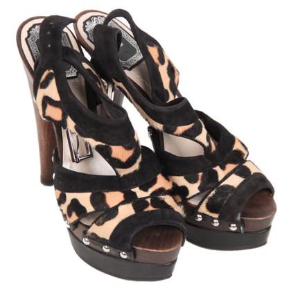 Christian Dior Platform sandals