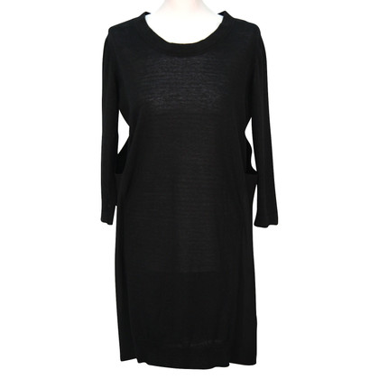 Cos Strickkleid in Schwarz