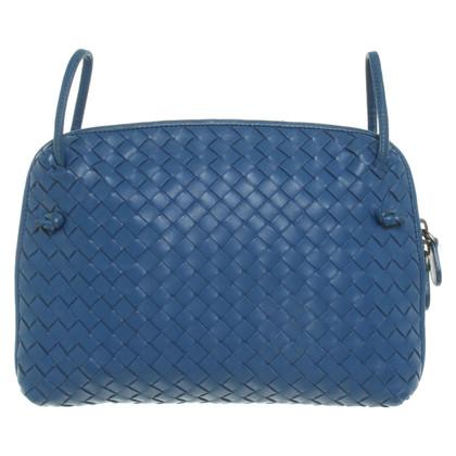 Bottega Veneta Shoulder bag in blue