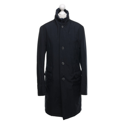 Herno Coat in blue