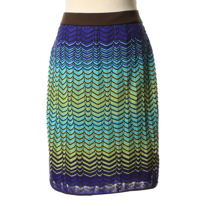 Missoni Knit skirt pattern