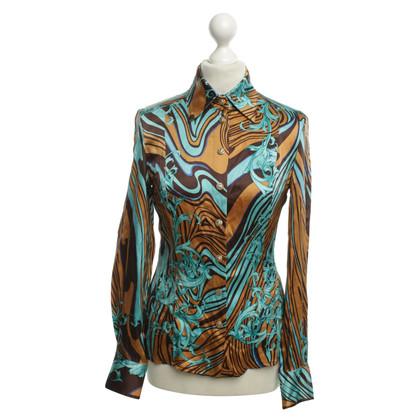 Versace Shirt silk