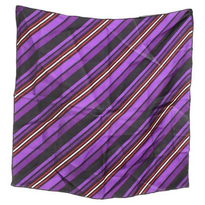 Gucci modelli di sciarpa di seta