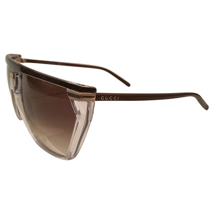 Gucci Bruine zonnebril