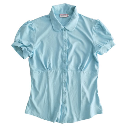Max & Co Elastic silk blouse