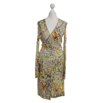 Strenesse Bloem jurk in Emerald