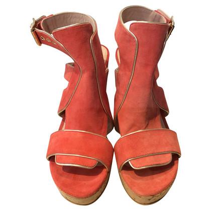 Stuart Weitzman Sandals with wedge heel