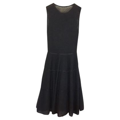 Strenesse Zwarte wollen jurk