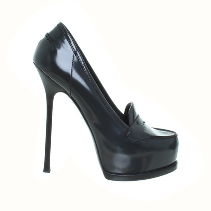 Saint Laurent pumps con una piattaforma