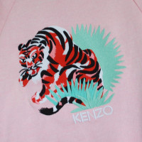 Kenzo Dress with Tigermotiv