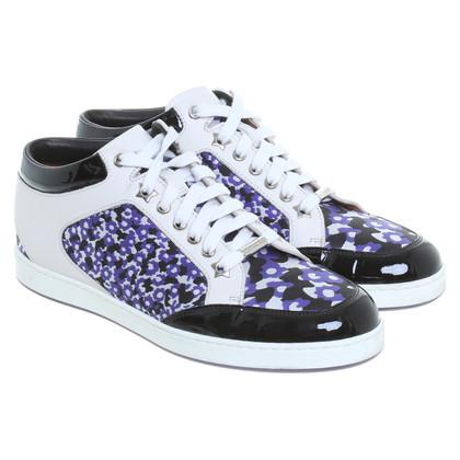 Jimmy Choo Sneakers in colorful
