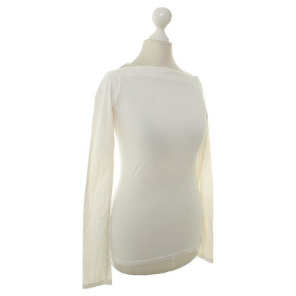 James Perse Top in bianco