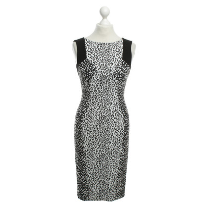 Karen Millen Luipaard print jurk