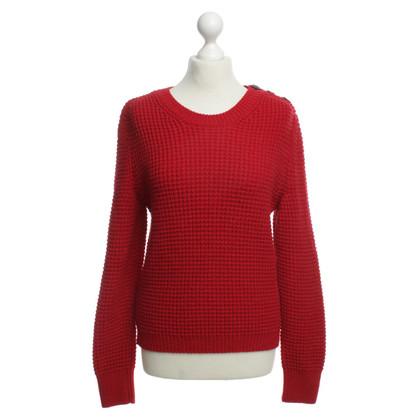 Marc Cain Rode breien trui