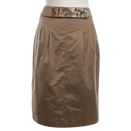 St. Emile Shiny skirt