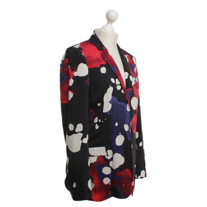 Diane von Furstenberg Blazer with graphic pattern