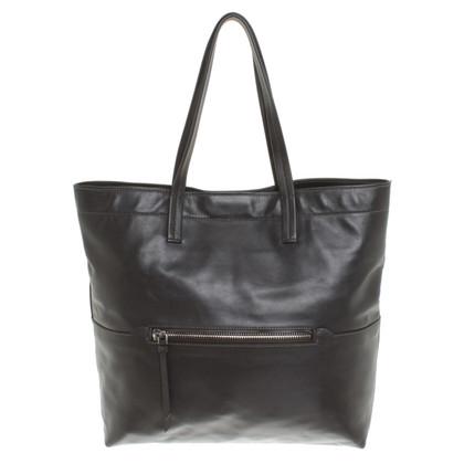 Miu Miu Handtasche in Aubergine