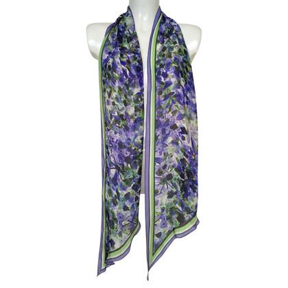 Roberto Cavalli silk scarf