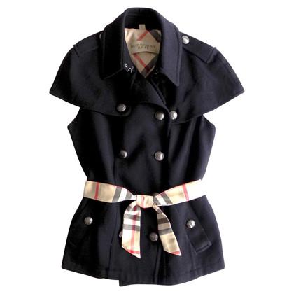 Burberry Coat met korte mouwen