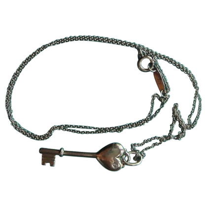 Tiffany & Co. Necklace with key
