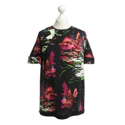 Balenciaga Shirt mit Muster