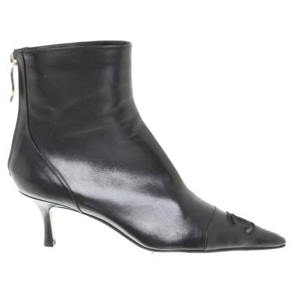 Chanel Stiefletten in black
