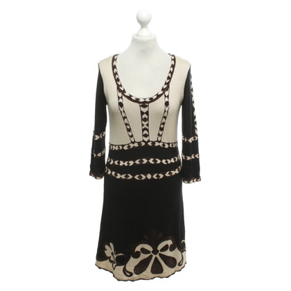 Temperley London Gemustertes Strickkleid