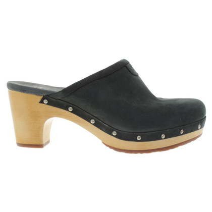 UGG Australia Leather mules