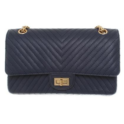 "Chanel ""2.55 Reissue Chevron Flap Bag 226"""