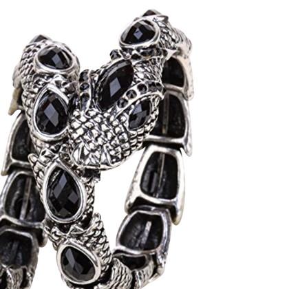 Valentino Snake-shaped bracelet